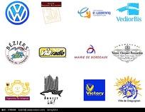 汽车文化logo设计