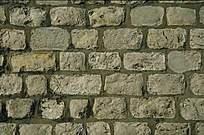 砖石路面纹理摄影图片