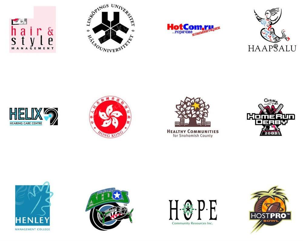 国外经典logo设计图片