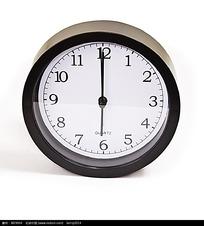 12点整挂钟图