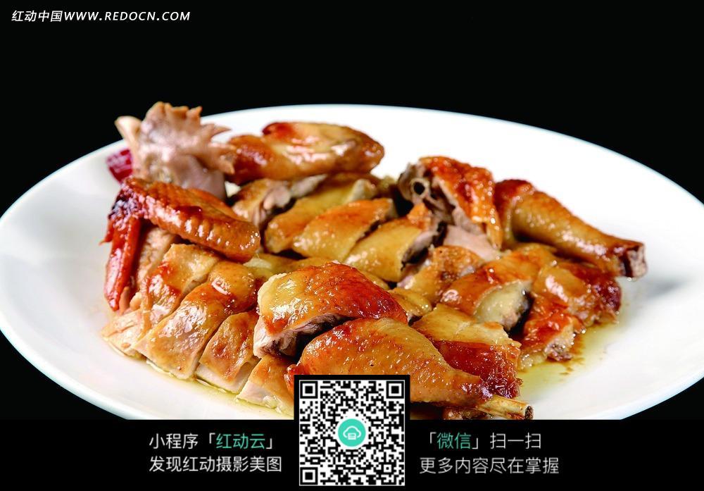 莞城窑鸡图片_中华美食图片