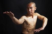 高清武术人物摄影图
