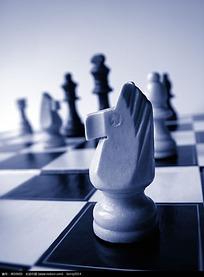 国际象棋大理石棋子图片