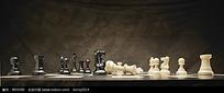 国际象棋棋盘棋子图片