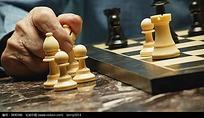 国际象棋下棋素材图