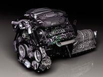 汽车配件摄影图