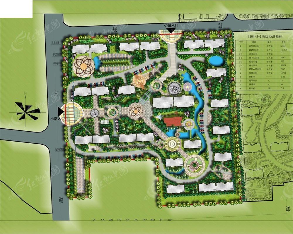 居住小区平面设计图居住小区规划设计图居住小区图片