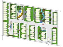 住房居民区规划图