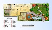 住宅居民区规划图