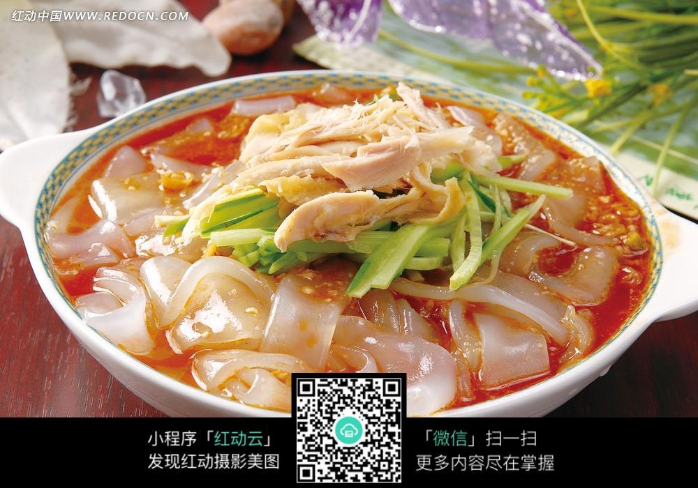 免费素材 图片素材 餐饮美食 中华美食 东北大拉皮