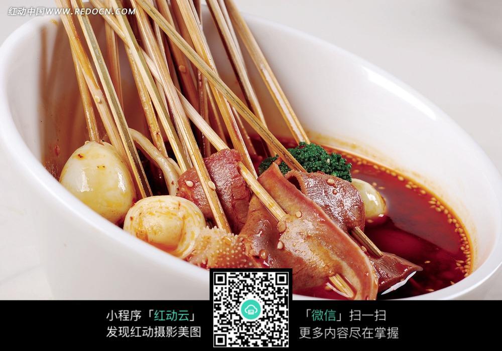 王府井串串香图片_中华美食图片