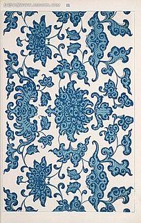 古典中式花纹