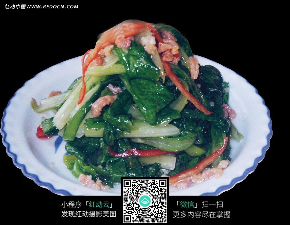 海米小白菜