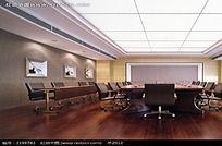 会议室效果图MAX格式