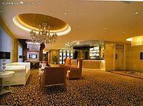 酒店大厅设计高清大图