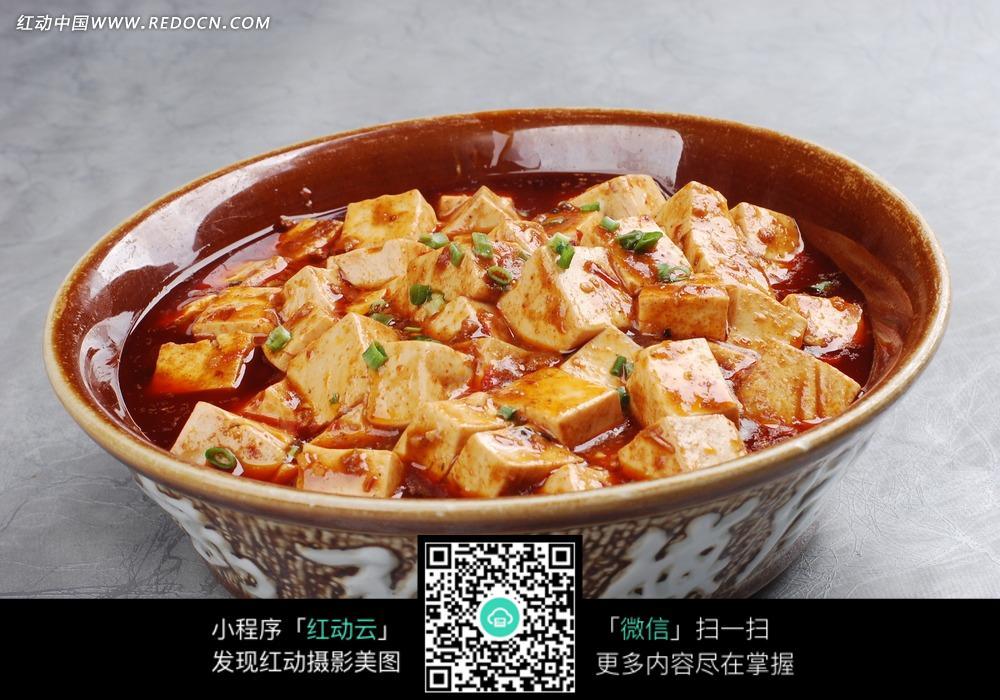 麻婆豆腐_中华美食图片