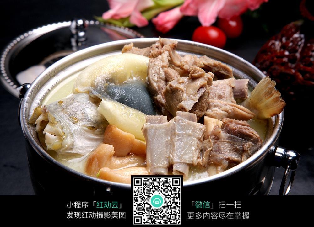 羊肉河豚火锅