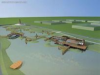 河道规划效果图片
