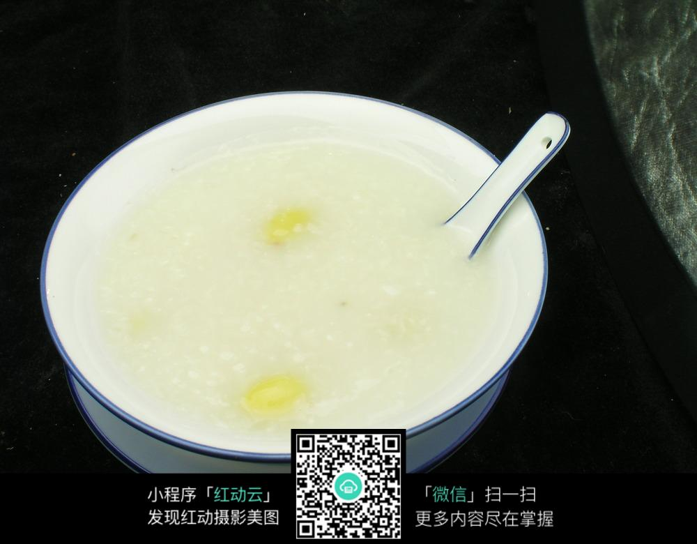 白果粥图片_中华美食图片