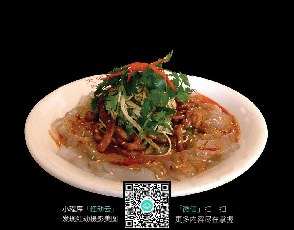 免费素材 图片素材 餐饮美食 中华美食 东北拉皮