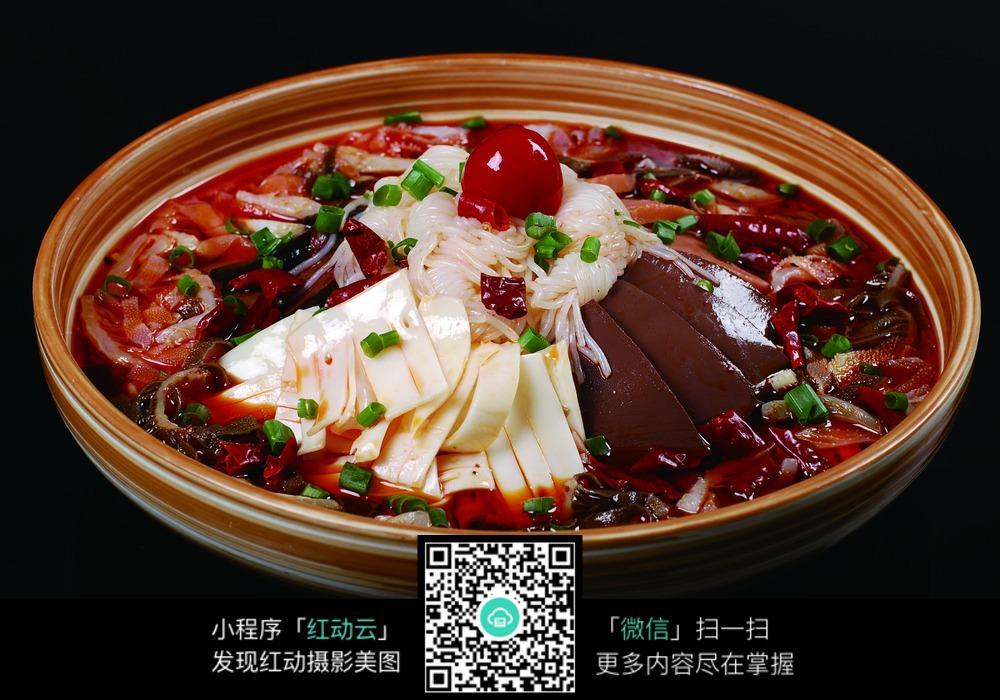 重庆毛血旺图片_中华美食图片
