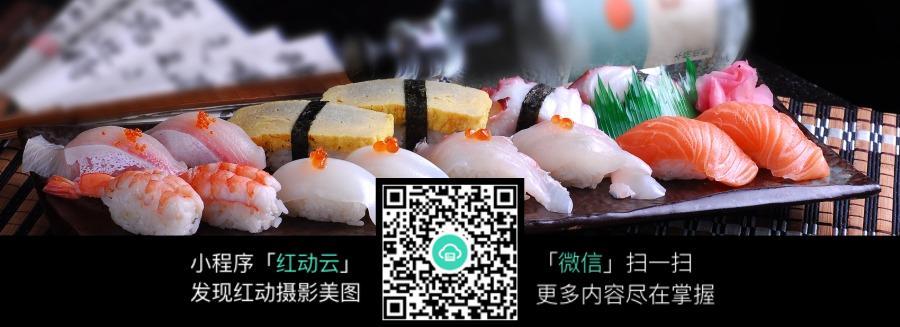 废物利用手工制作寿司