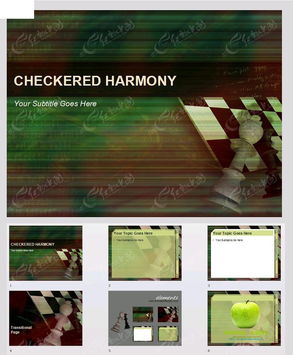 国际象棋图片背景ppt图片