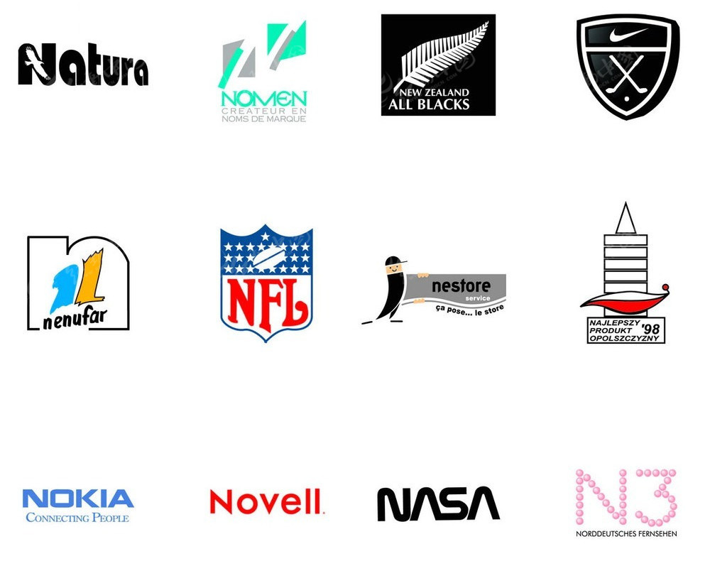 免费素材 矢量素材 标志 图标 行业标志 诺基亚logo
