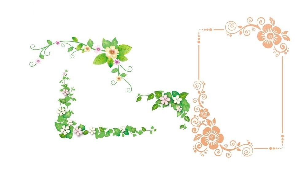 鲜花设计图片大全