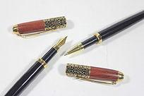 红木钢笔款式