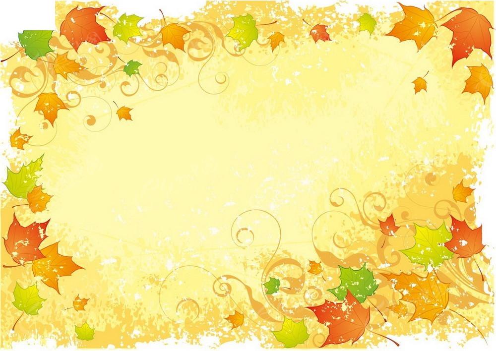 免费素材 矢量素材 花纹边框 底纹背景 枫叶和藤蔓花纹矢量背景  请您
