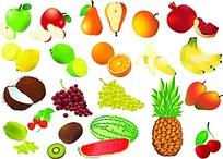 水果手绘图