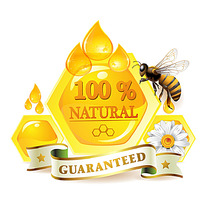 百分之一百蜜糖蜜蜂时尚漫画
