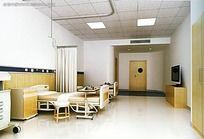 医院病房效果图max