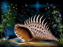 海底里的神奇生物