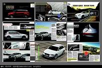 国外高档汽车宣传册