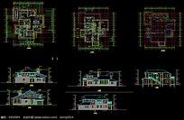 别墅设计平面图