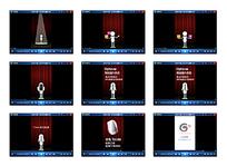 安桌手机广告flash动画