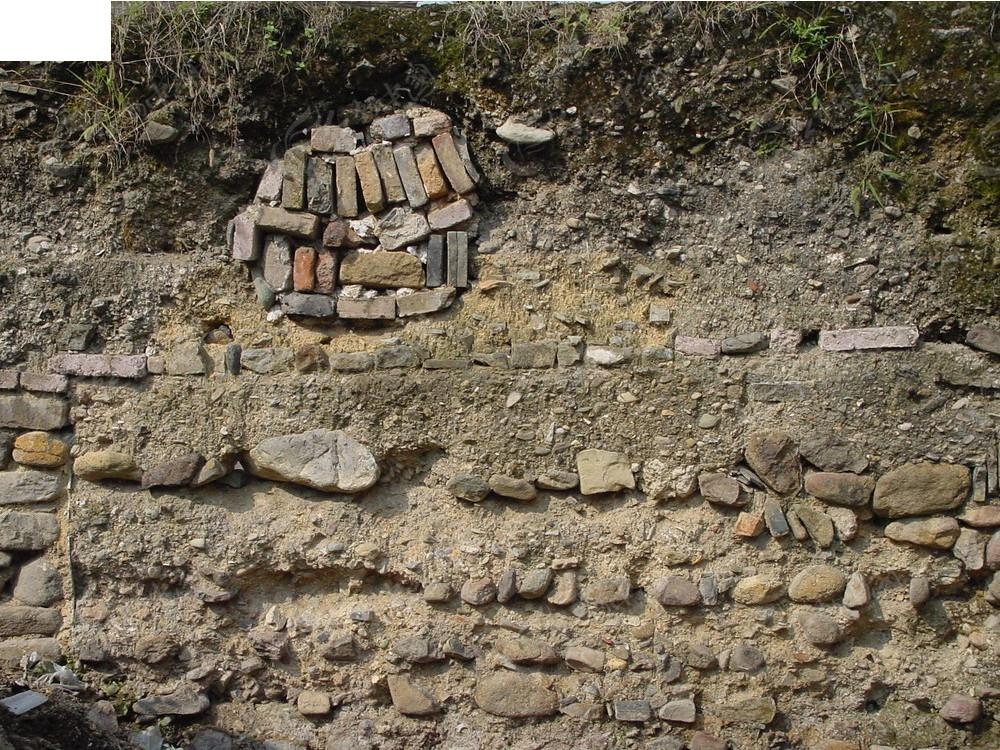 砂石土墙3d材质贴图