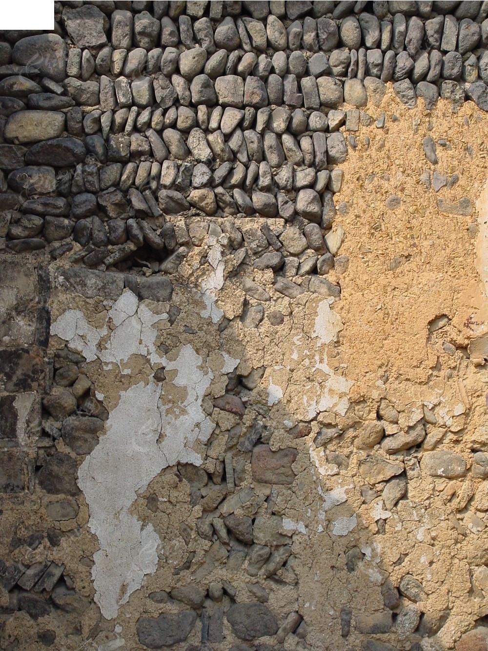 石头土墙3d材质贴图