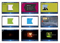 创意广告片头视频