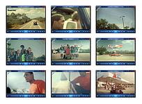 国外加油站创意广告视频