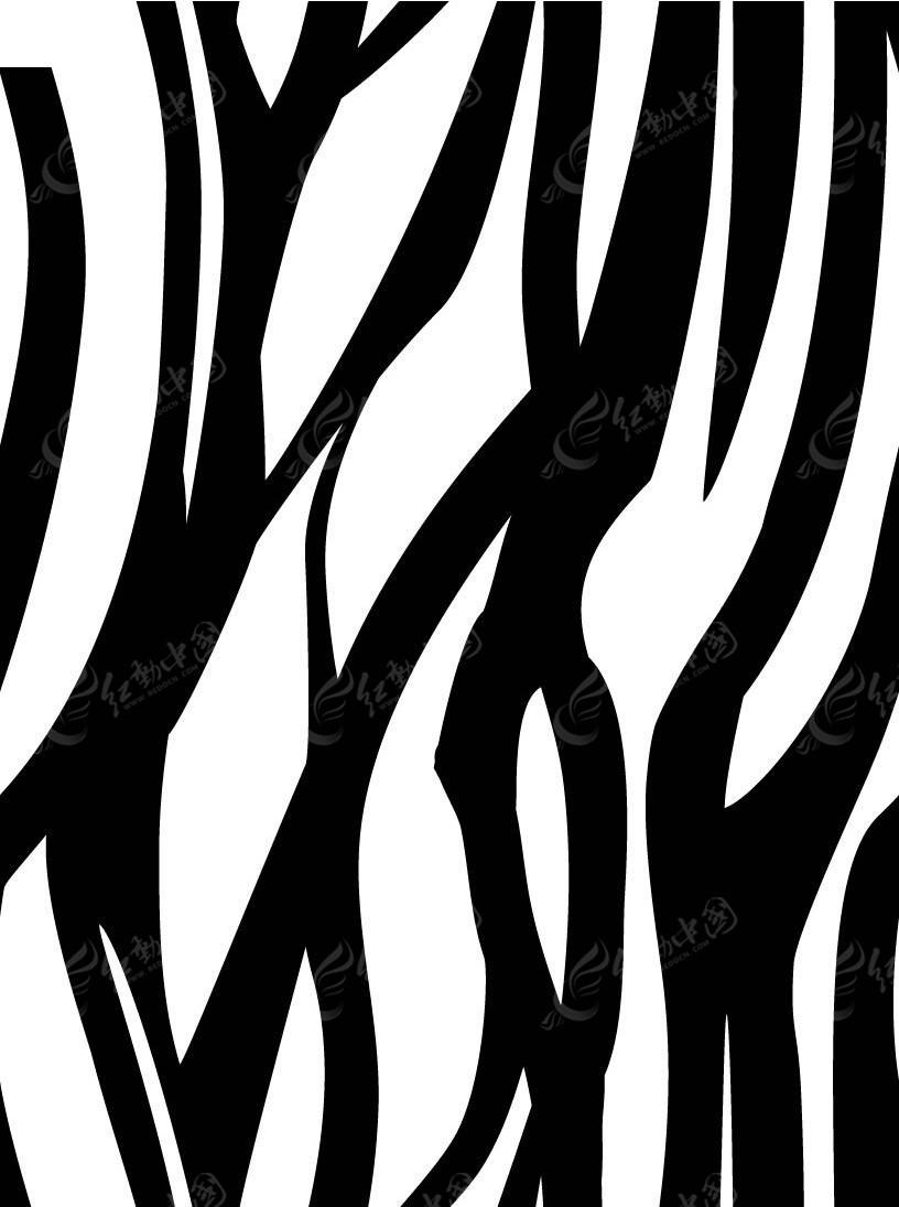 黑白动感曲面背景素材