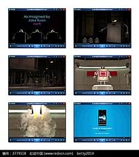 3D动画广告视频