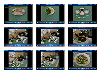 豆苗山鸡片烹饪视频