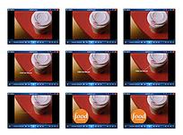 国外果汁食品广告视频