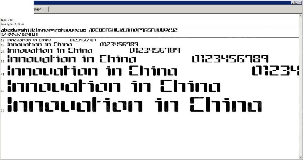 CYBE英文字体设计免费下载_英文女生_ttf安装化工机械设计字体什么技能图片