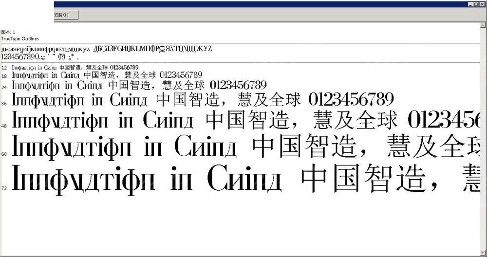 Cyberia英文作品设计免费下载_英文字体_ttf安平面设计字体海报分析图片