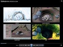3D动画制作视频
