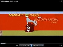 彩色房子手动画视频
